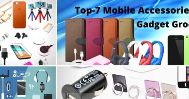 mobile accessories names list