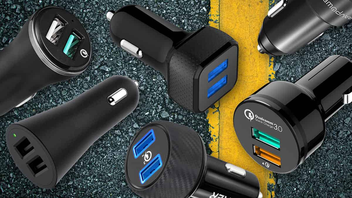 best car phone charger for Android