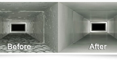 Clean Your AC Air Ducts