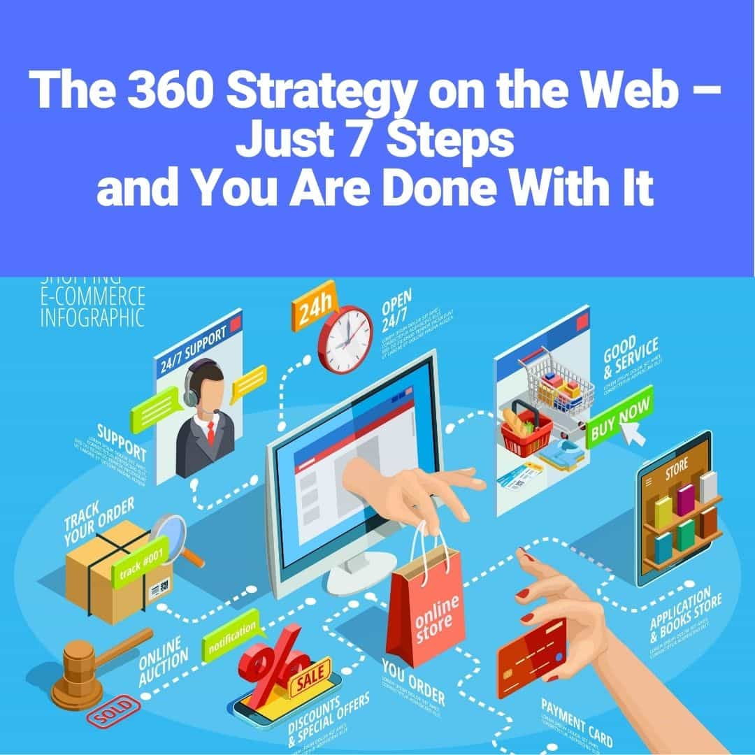 360 ​​Strategy On The Web