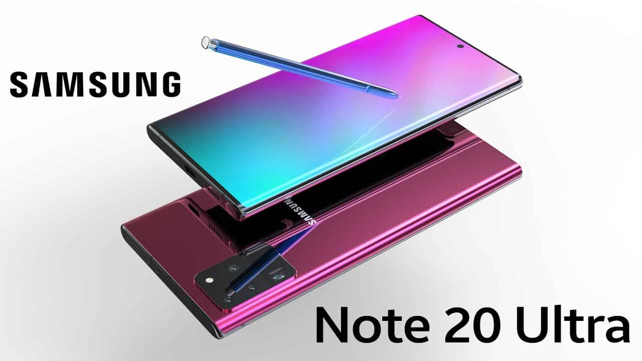 Samsung Upcoming Smartphone in 2021