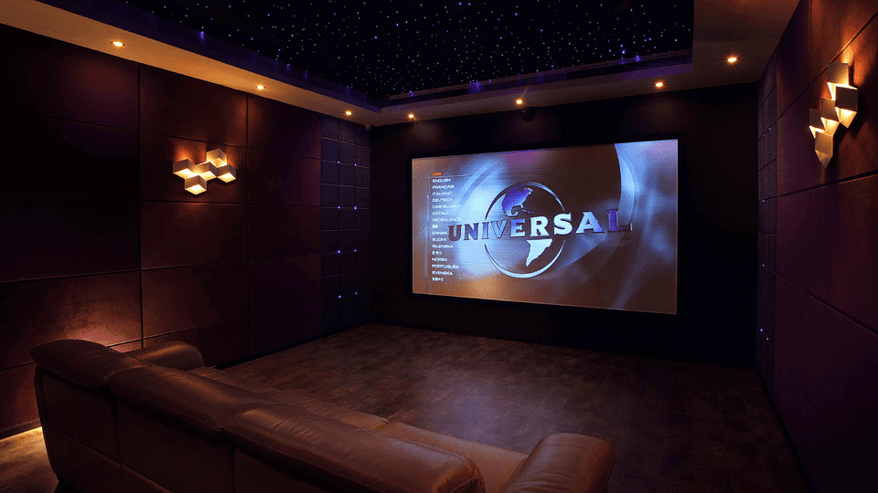 Best Home Theaters in 2021