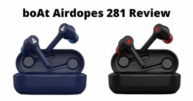 boAt Airdopes 281 Review