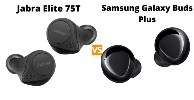 Jabra Elite 75T vs Samsung Galaxy Buds Plus