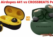 boAt Airdopes 441 vs CROSSBEATS Pebble
